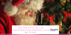 On the Fifth Day of Christmas engineering gave me to me…