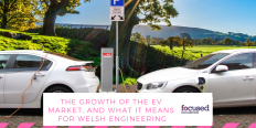 The growth of the EV market, and what it means for Welsh engineering