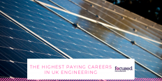 The highest paying careers in UK engineering
