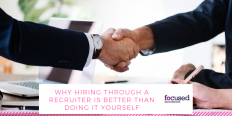 Why hiring through a recruiter is better than doing it yourself
